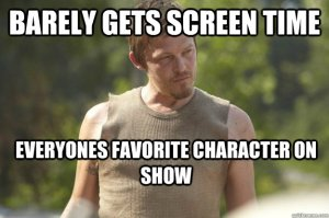 Walking Dead Daryl