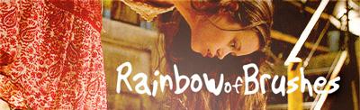 rainbowbrushes